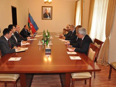 Azerbaijani FM meets with EU Special Representative for South Caucasus