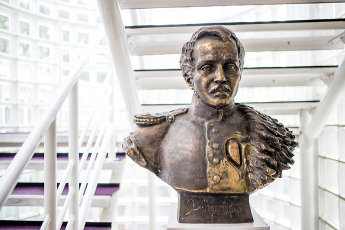 Lermontov Is Celebrated in Scotland, a Land He Never Saw