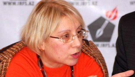 Fransa səfirliyi Leyla Yunusa 5 ilik viza verib