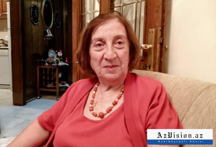 """""""Azərbaycan üçün dua edirəm"""" - Leyla xanım Xoyski (MÜSAHİBƏ)"""