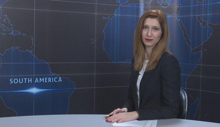 AzVision News: İngiliscə günün əsas xəbərləri (23 yanvar) - VİDEO