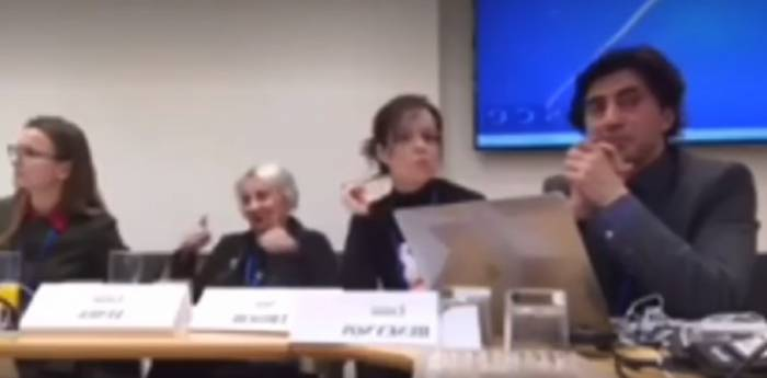 Leyla Yunusun utancverici hərəkəti - Vyanada baş verənlərin təfərrüatı