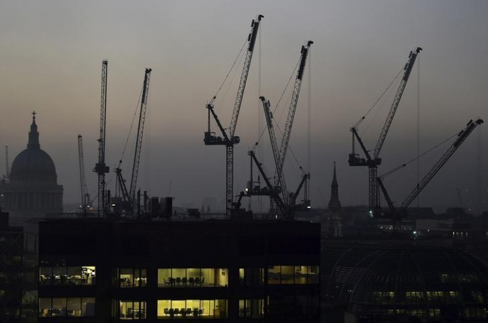 As Brexit nears, new London office construction slows: survey
