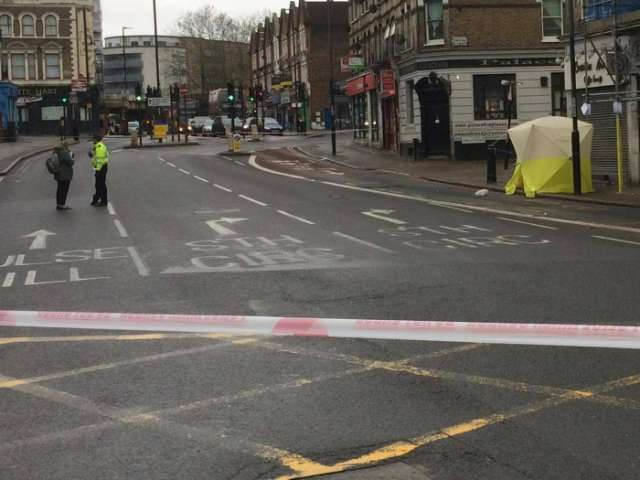 Four young men die in New Year London stabbings