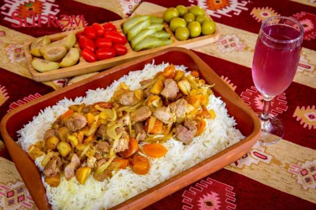 المطبخ أذربيجاني