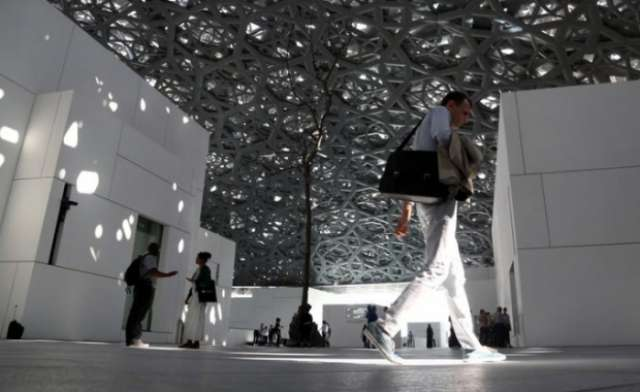 Azerbaijan`s Minister of Culture and Tourism attends opening of Louvre Abu Dhabi