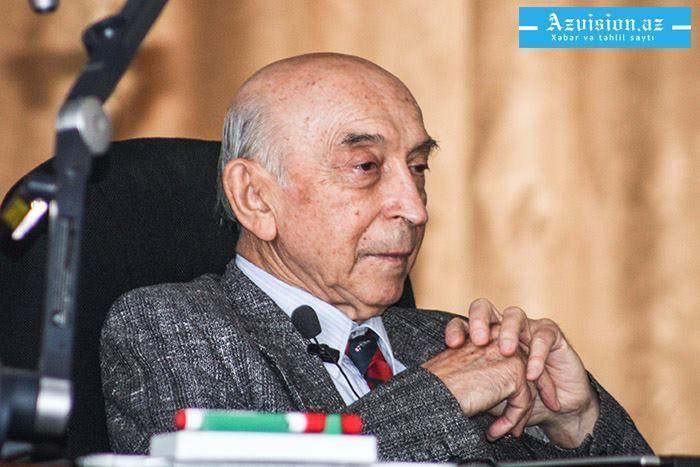 "Testamento de Lutfi Zada:""Que me entierren en Azerbaiyán!""-Exclusivo"