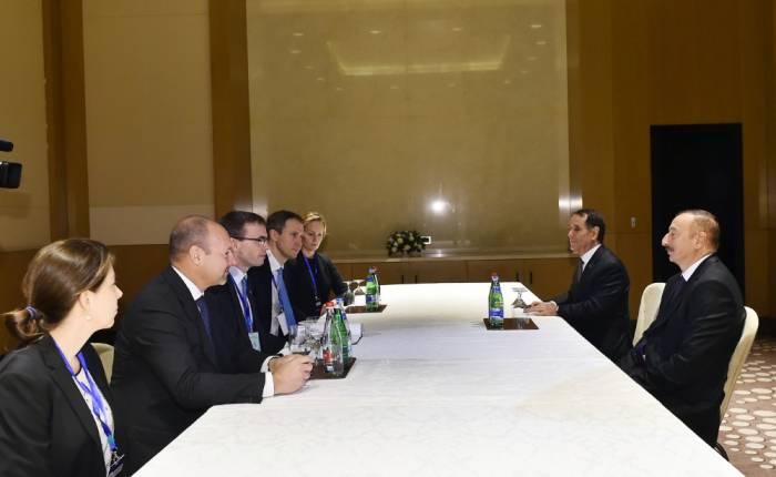 Presidente admitió al ministro estonio