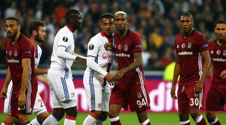 """Avroliqa həyəcanı başlayır: """"Beşiktaş"""" """"Lion""""a qarşı"""