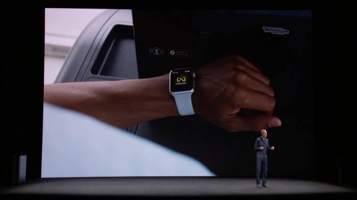 Apple reconnaît un souci de connexion sur l'AppleWatch, le titre baisse