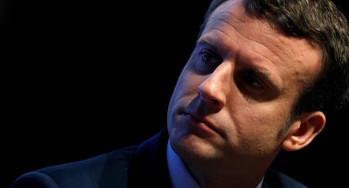 Macron: la UE de momento no tiene una alternativa la dólar