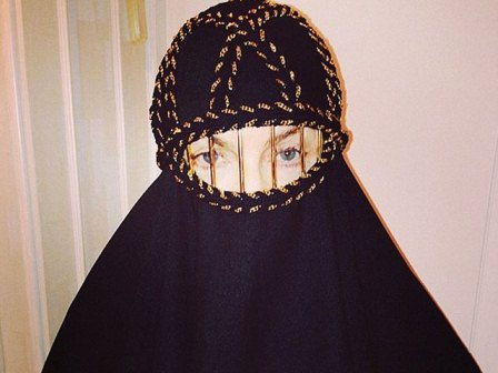 Madonna hicabda