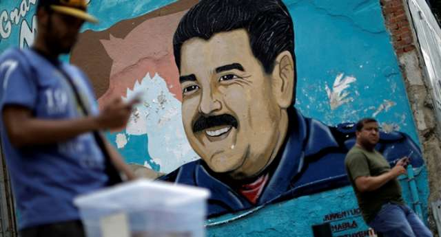 Venezuela's Maduro says ready for talks with Trump