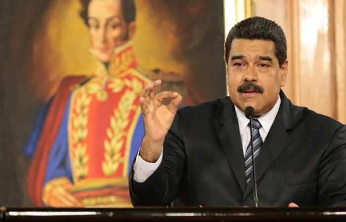 Venezuelan President urges peaceful conduct of opposition's referendum