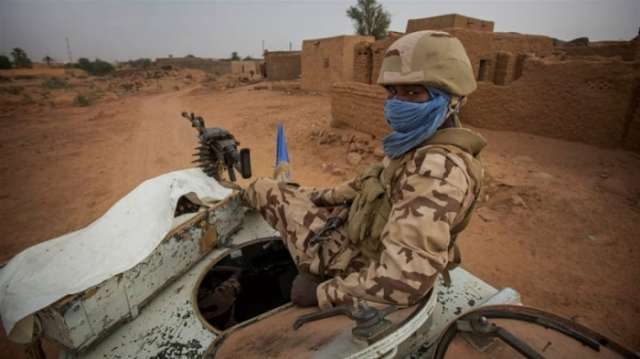 Explosive device kills UN peacekeepers in Mali