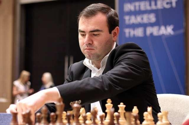 Azerbaijan's Mammadyarov 3rd in FIDE chess ratings