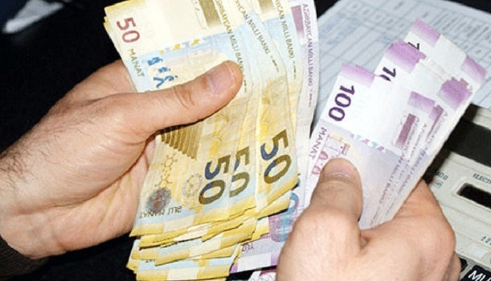 Azerbaijani currency rates for November 3