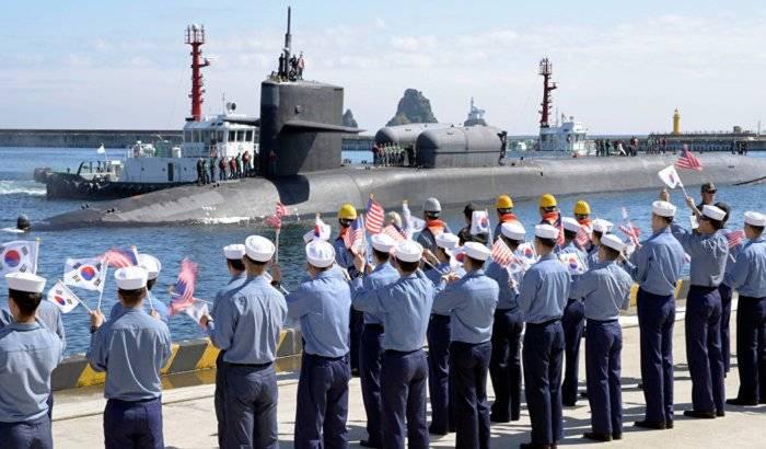 Corea del Sur y EEUU inician maniobras navales ante la tensión con Pyongyang
