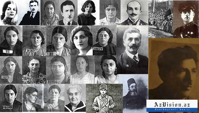 """""""Vətən xainləri""""nin xanımları: Stalin düşərgəsində cəza çəkən qadınlarımız – SİYAHI (FOTOLAR)"""
