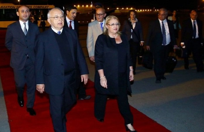 Maltese President arrives in Azerbaijan for working visit