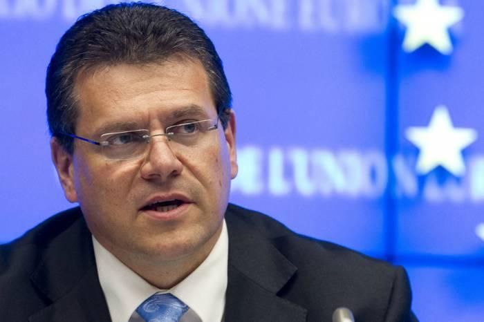 Vizepräsident der Europäischen Kommission wird  Aserbaidschan besuchen