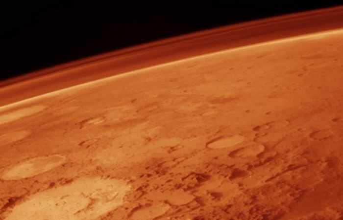 Marte vive su segunda tormenta consecutiva del tamaño de EEUU
