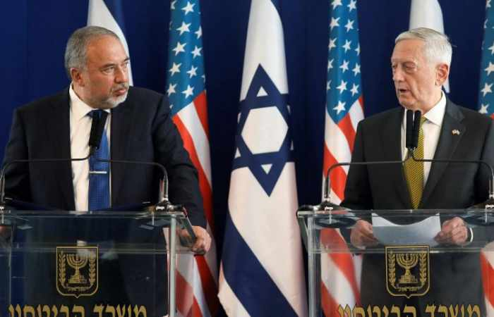 Analysis - New Cold War Helps Warm Ties Between Pentagon and Israeli Army