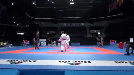 Azerbaijani karate fighters to participate in karate competitions in Iran