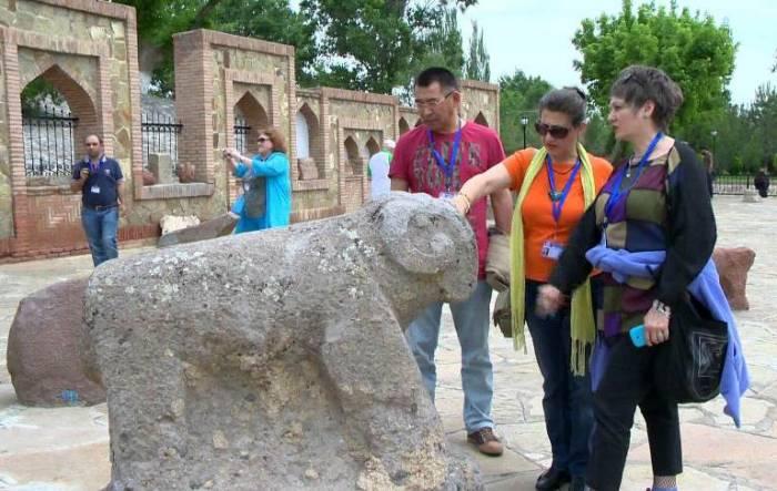 Naxçıvana 10 ayda 338 mindən çox turist gedib