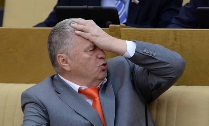 Jirinovski 6-cı dəfə prezidentliyə namizəd olacaq