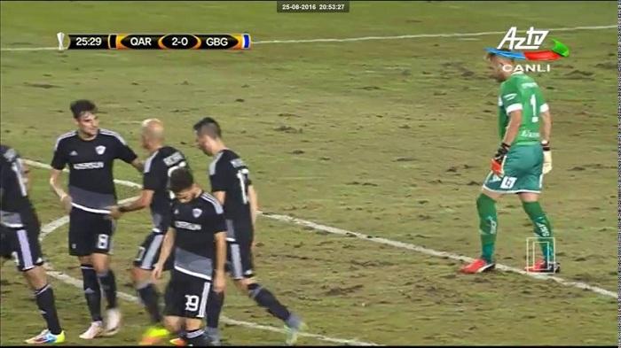"""""""Göteburq""""  """"Qarabağ""""dan UEFA-ya şikayət etdi"""