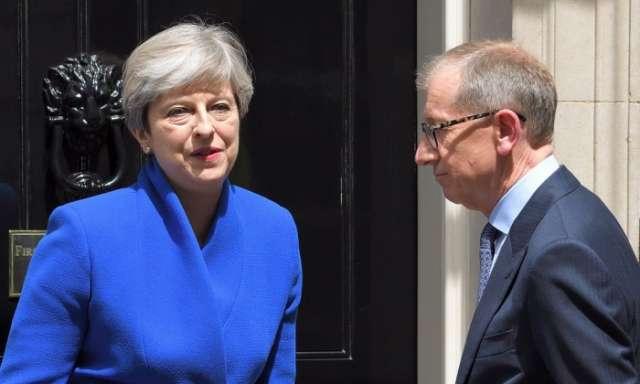 Theresa May won't survive long - OPINION