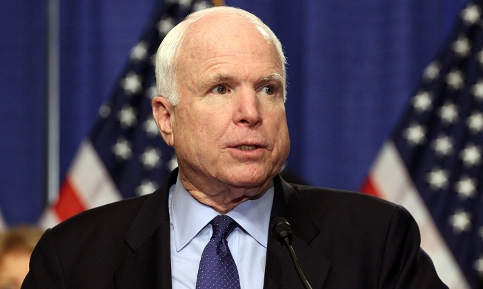 John McCain: Throw Turkish Ambassador 'The Hell Out Of The USA - VIDEO