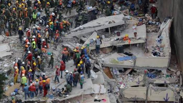 Le bilan grimpe à 273 morts au Mexique