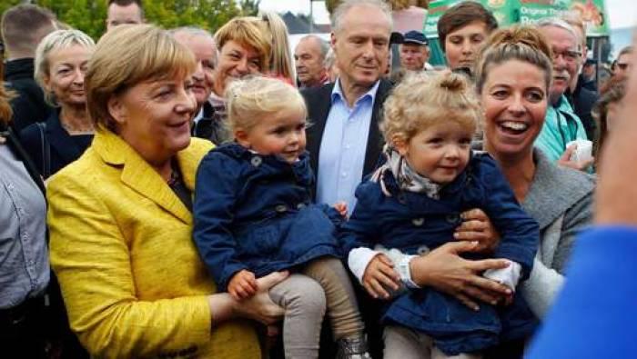 """Merkel est fatiguée mais elle va gagner"""