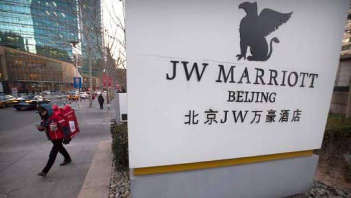Marriott dans l'embarras en Chine après une bourde diplomatique