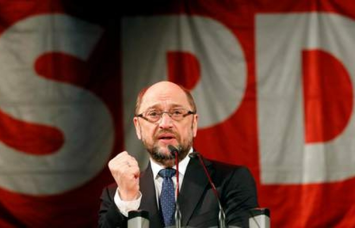 """La politique """"cool et sexy"""" de Martin Schulz euphorise les jeunes Allemands"""