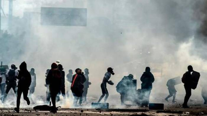 Le bilan des manifestations au Venezuela grimpe à 59 morts