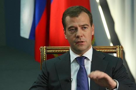 Medvedev Olimpiada xərclərini açıqladı