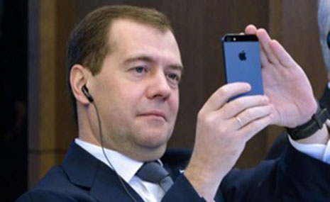 Medvedyev `Facebook`da Ukraynanı hədələdi