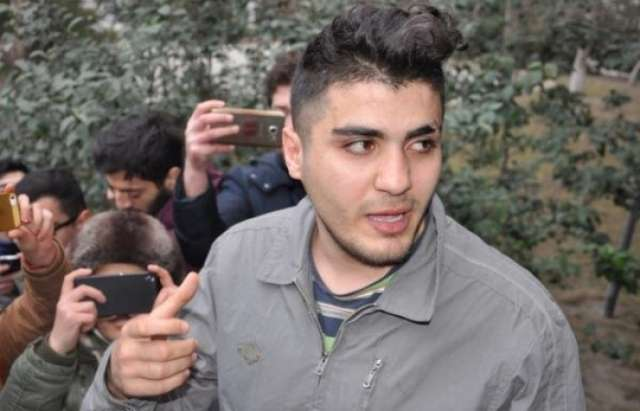 Azerbaijani blogger Mehman Huseynov released