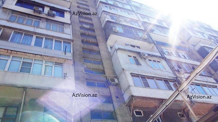 Mehriban Əliyevanın yaşadığı binadan reportaj – FOTOLAR