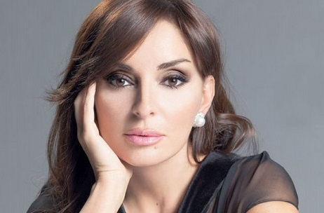 Azerbaijan's First VP Mehriban Aliyeva announced Sports Organizer of Year