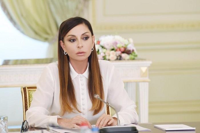 """Mehriban Əliyeva: """"2017-ci il Azərbaycan xalqı üçün uğurlu oldu"""""""