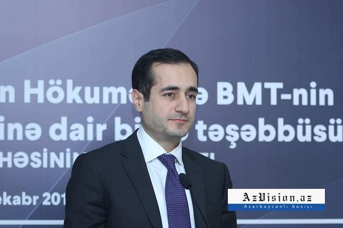 """Yusuf Məmmədəliyev: """"Azərbaycan ən güclü dövrünü yaşayır"""""""