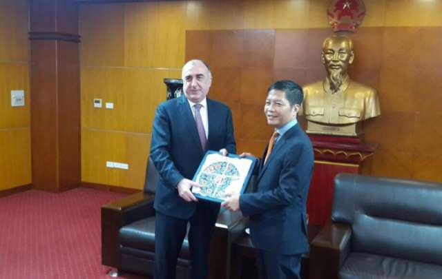 Vietnam may use Azerbaijan's logistics capabilities to enter European market