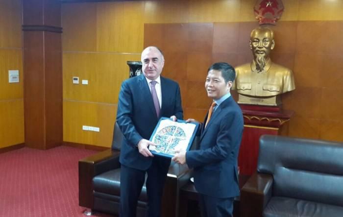 Vietnam kann die Logistikkapazitäten von Aserbaidschan nutzen