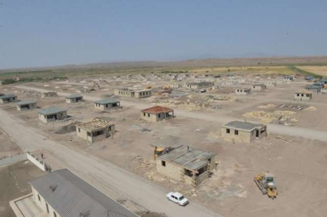 Next stage of construction works in Jojug Marjanli soon to be completed - PHOTOS