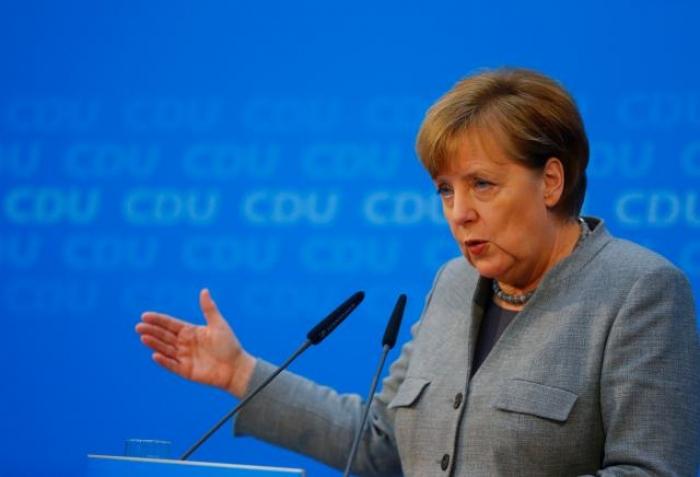 Merkel's allies, further defying SPD, seek corporate tax cuts