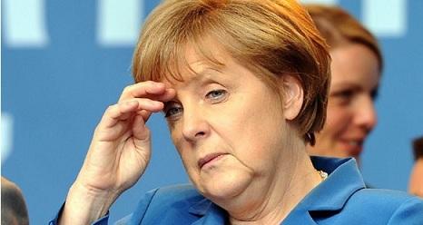 Merkelin seçki oyunu